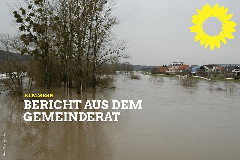 Kein Vorankommen bei Hochwasserschutz, Baugebiet Bettelweg und Gewerbegebiet Langäcker